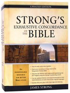 Strong's Exhaustive Concordance of the Bible (Kjv Based) Hardback