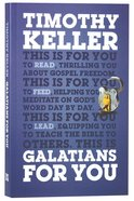 Galatians For You (God's Word For You Series) Paperback