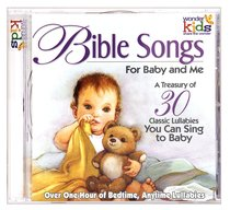 Album Image for Bible Songs For Baby and Me - DISC 1