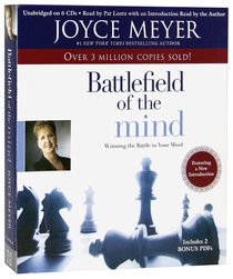 Album Image for Battlefield of the Mind (6 Cds, Unabridged) - DISC 1