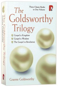 Product: Goldsworthy Trilogy, The: Gospel & Kingdom, Wisdom & Revelation Image