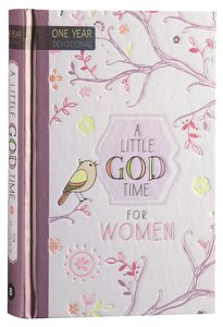 Product: Little God Time For Women, A Image