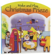 Product: Make And Play Christmas Frieze Image