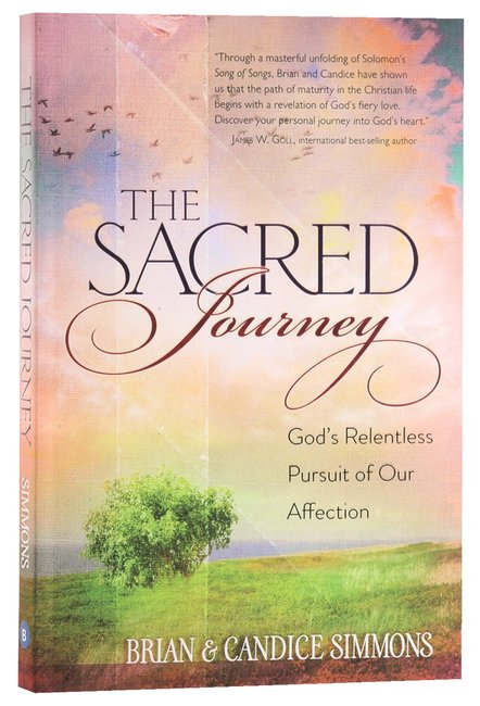 Product: Sacred Journey, The: God's Relentless Pursuit Of Our Affection Image