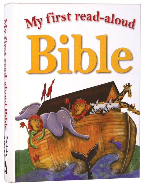 Product: My First Read Aloud Bible Image