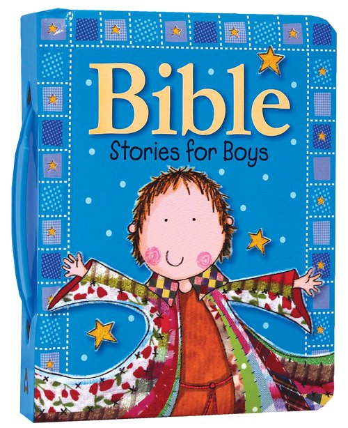 Product: Bible Stories For Boys Image