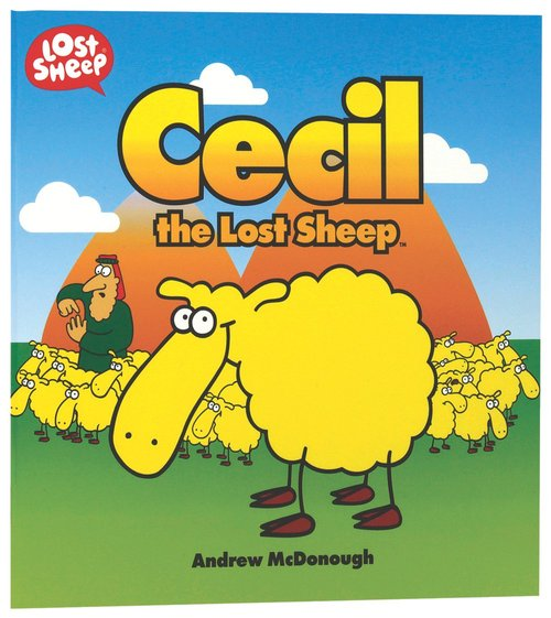 Product: Lost Sheep: Cecil, The Lost Sheep Image