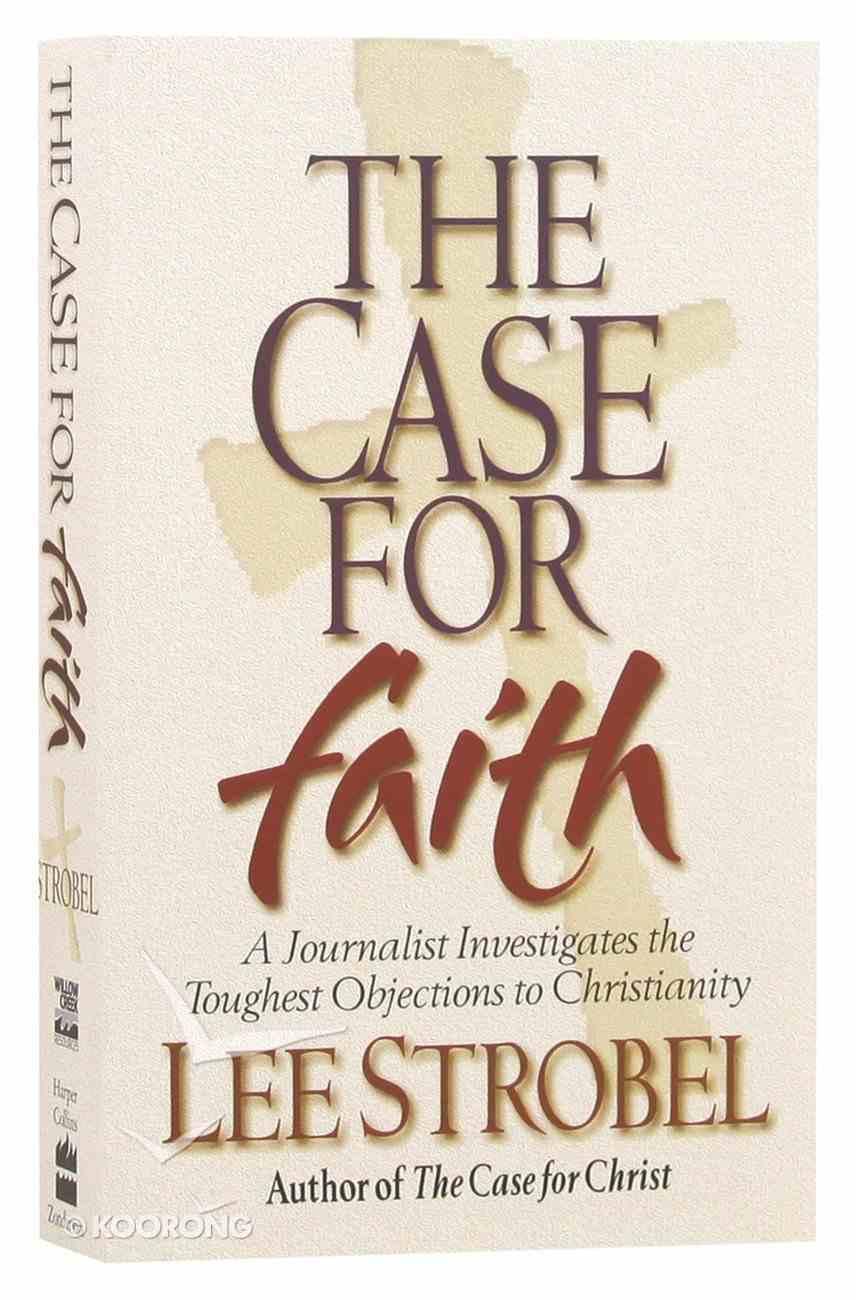 The Case For Faith Mass Market