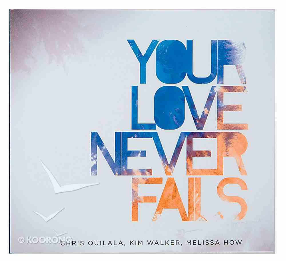 2008 Your Love Never Fails (Cd/dvd) CD