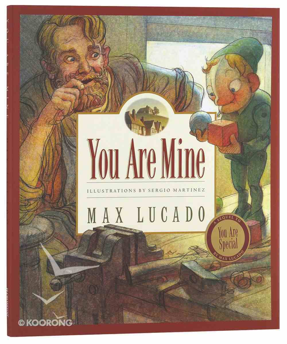 You Are Mine Hardback
