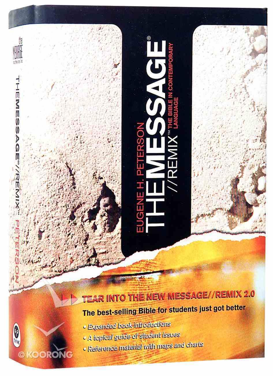 Message Remix 2.0 Concrete (Black Letter Edition) Hardback