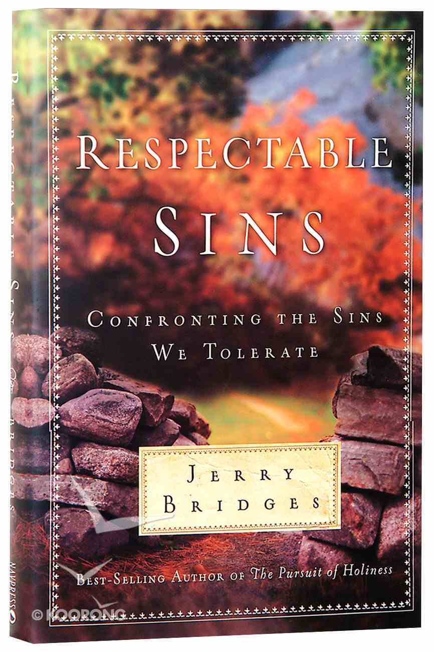 Respectable Sins Paperback