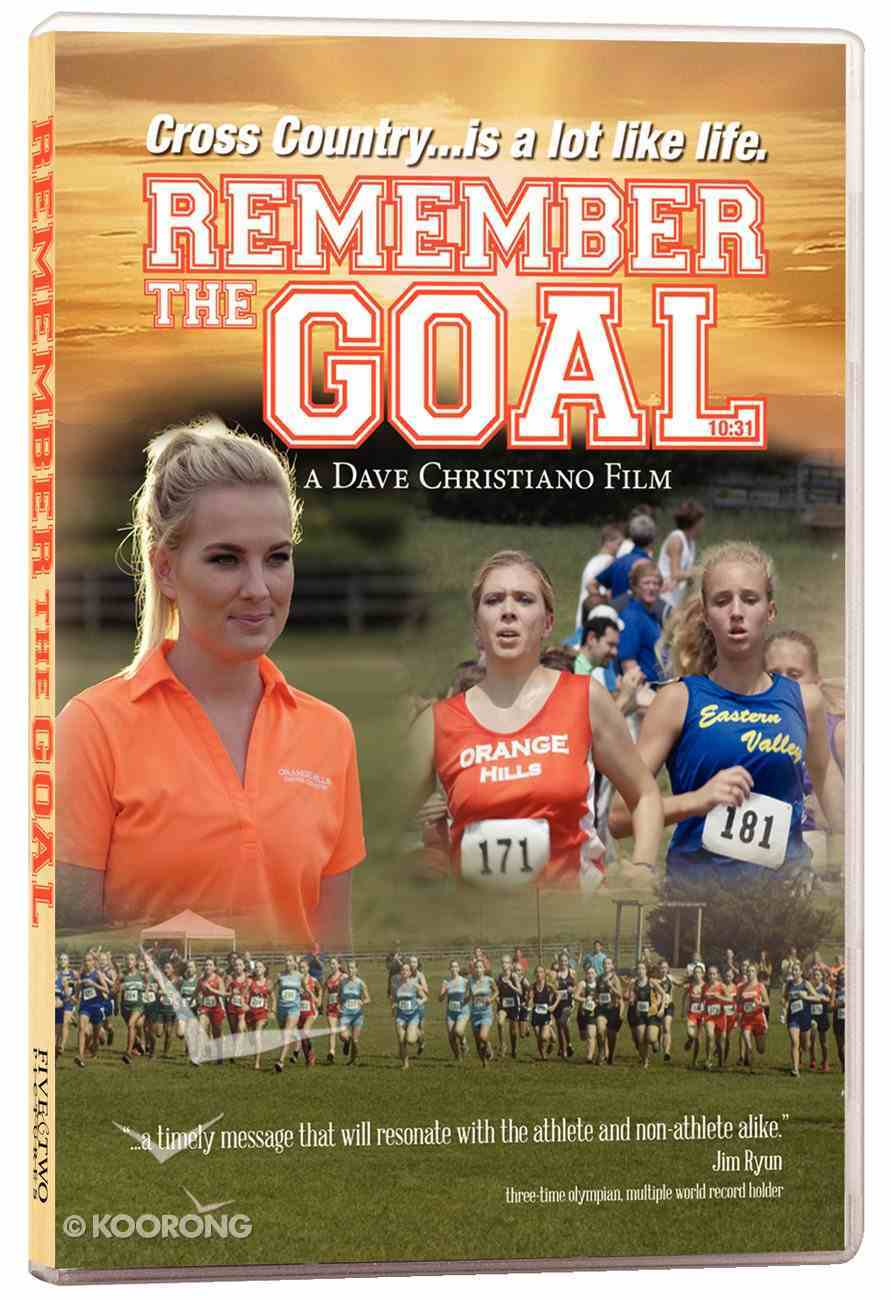 Remember the Goal DVD