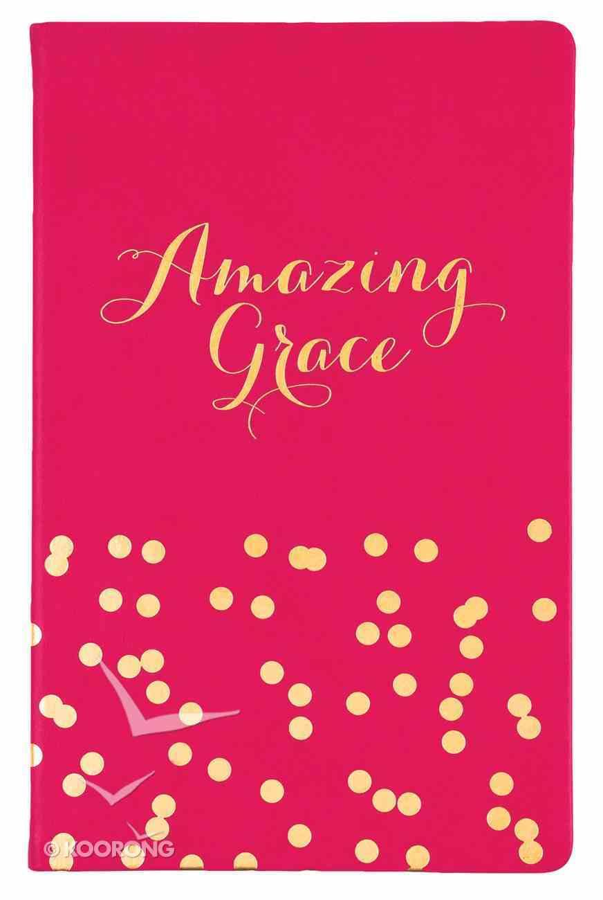Flexi Cover Journal: Amazing Grace, 13.9cm X 21.5cm Stationery