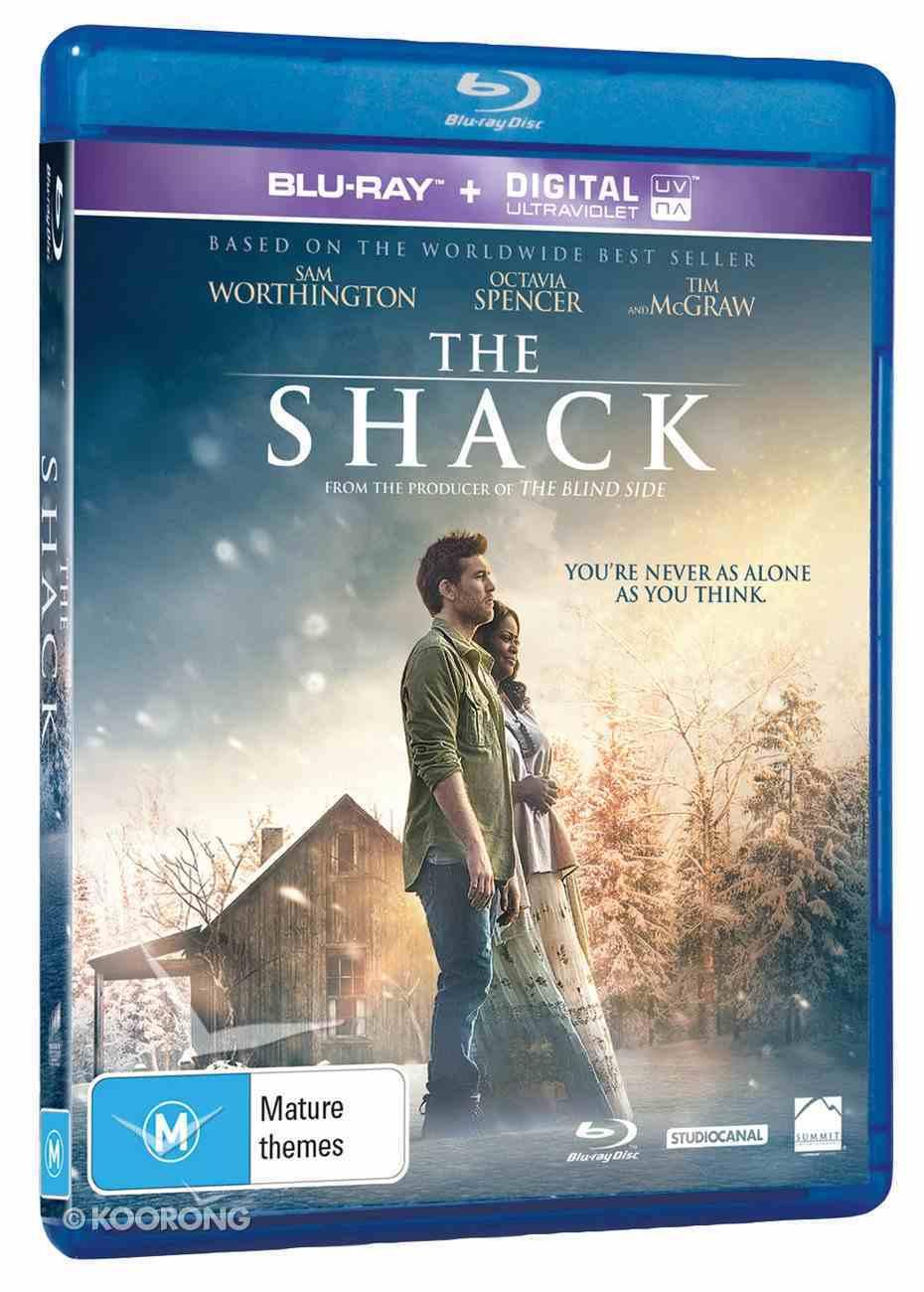 The Shack (Movie Blu-ray) Blu-ray Disc