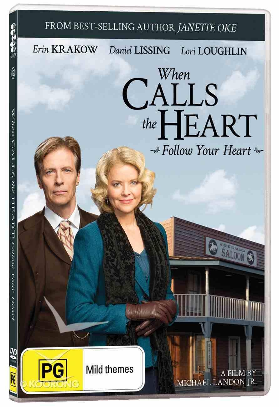 When Calls the Heart #12: Follow Your Heart DVD