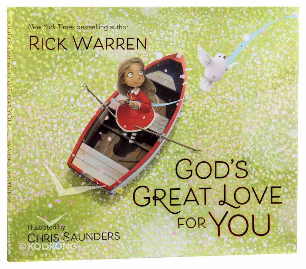 God's Great Love For You Hardback