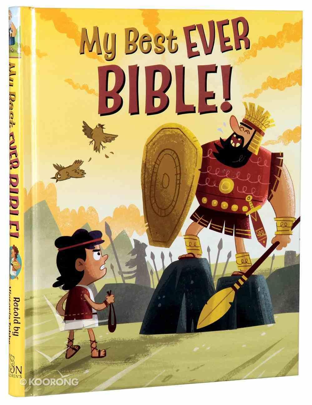 My Best Ever Bible Hardback