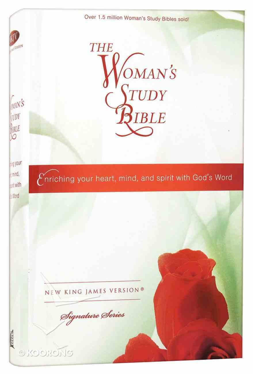 NKJV Woman's Study Bible Personal Size Muliti-Colour Hardback