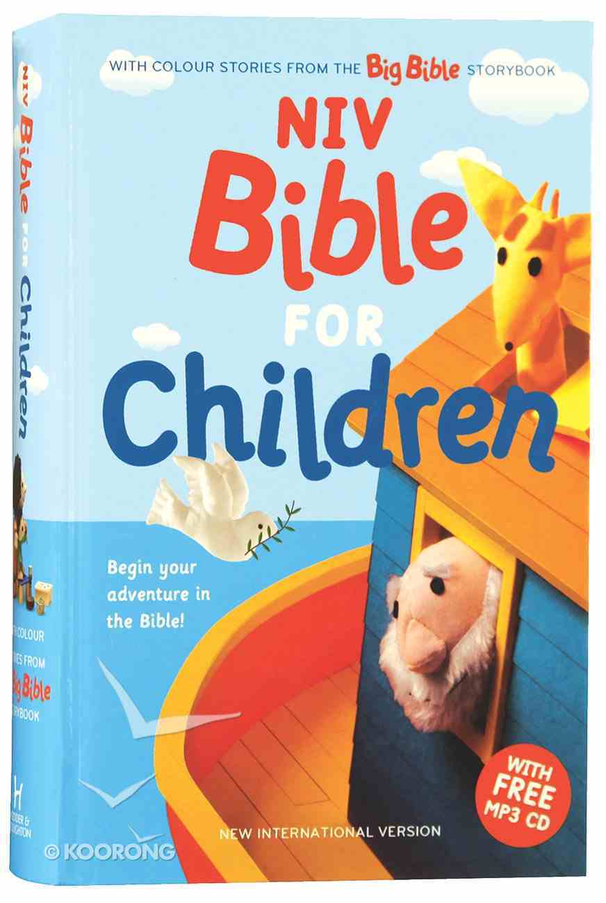 NIV Bible For Children Hardback