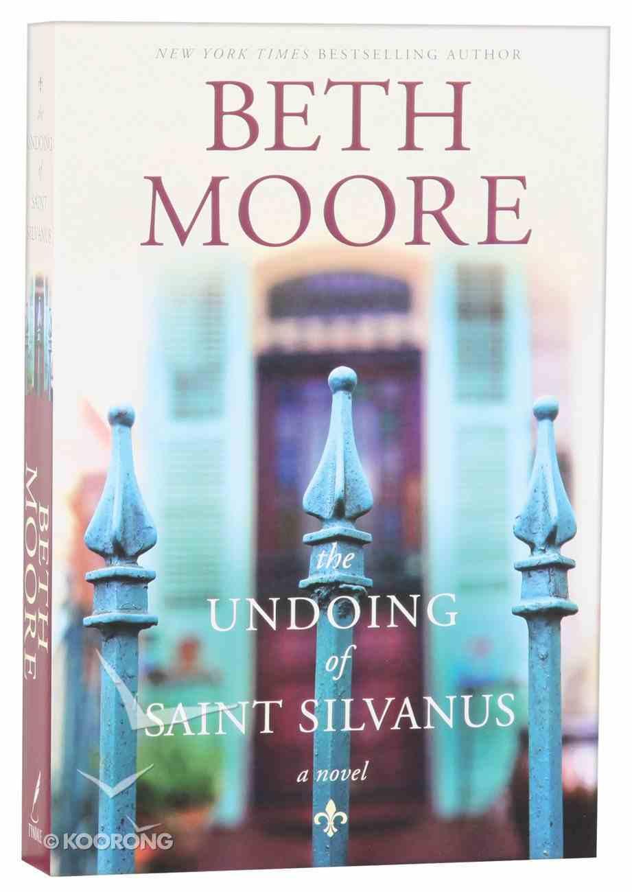 The Undoing of Saint Silvanus Paperback