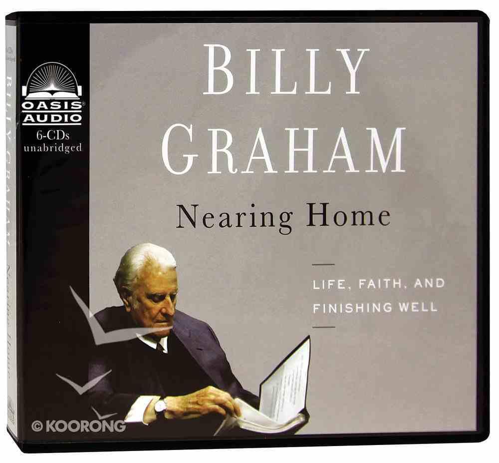 Nearing Home (Unabridged, 6 Cds) CD