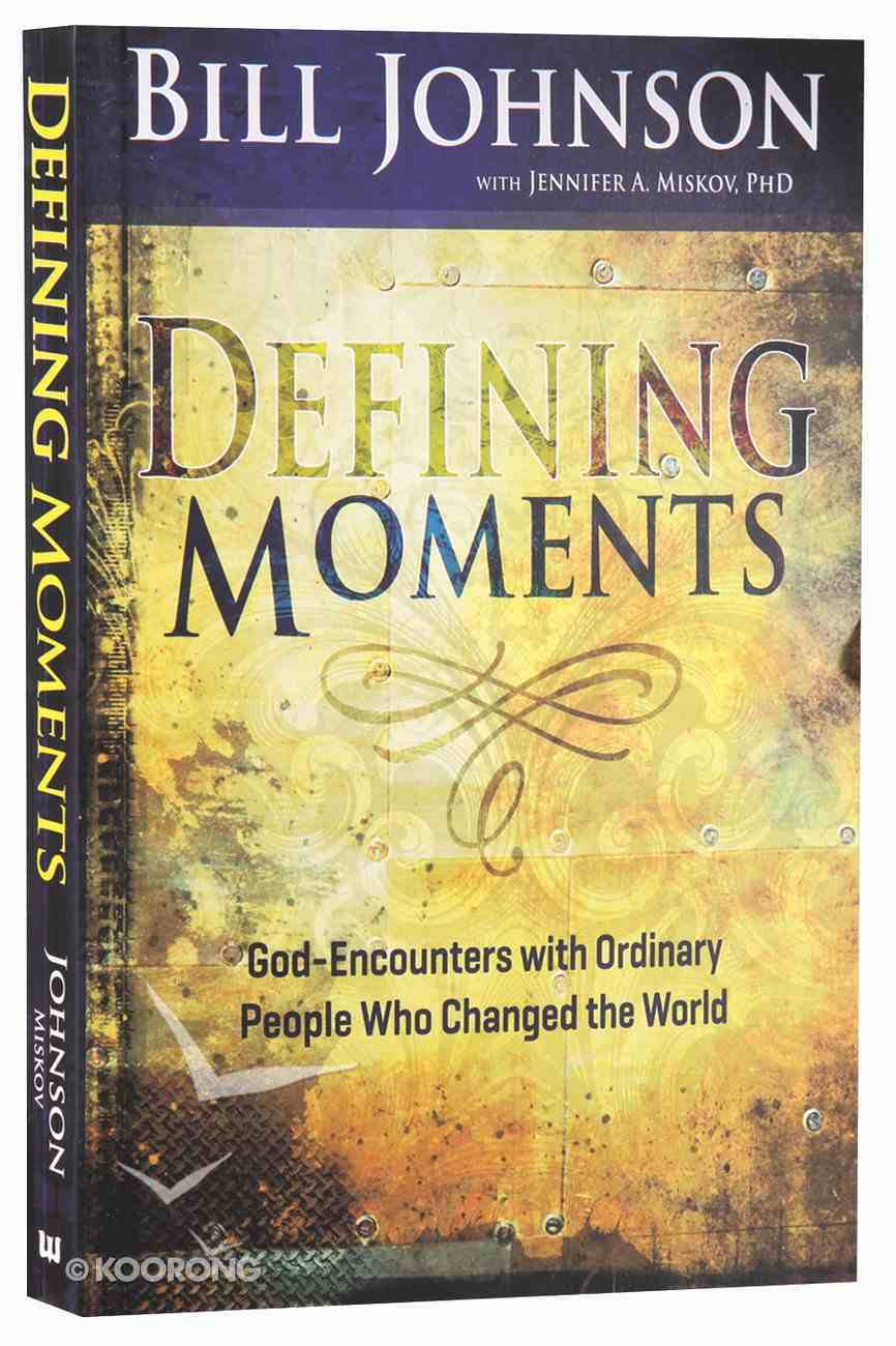 Defining Moments Paperback
