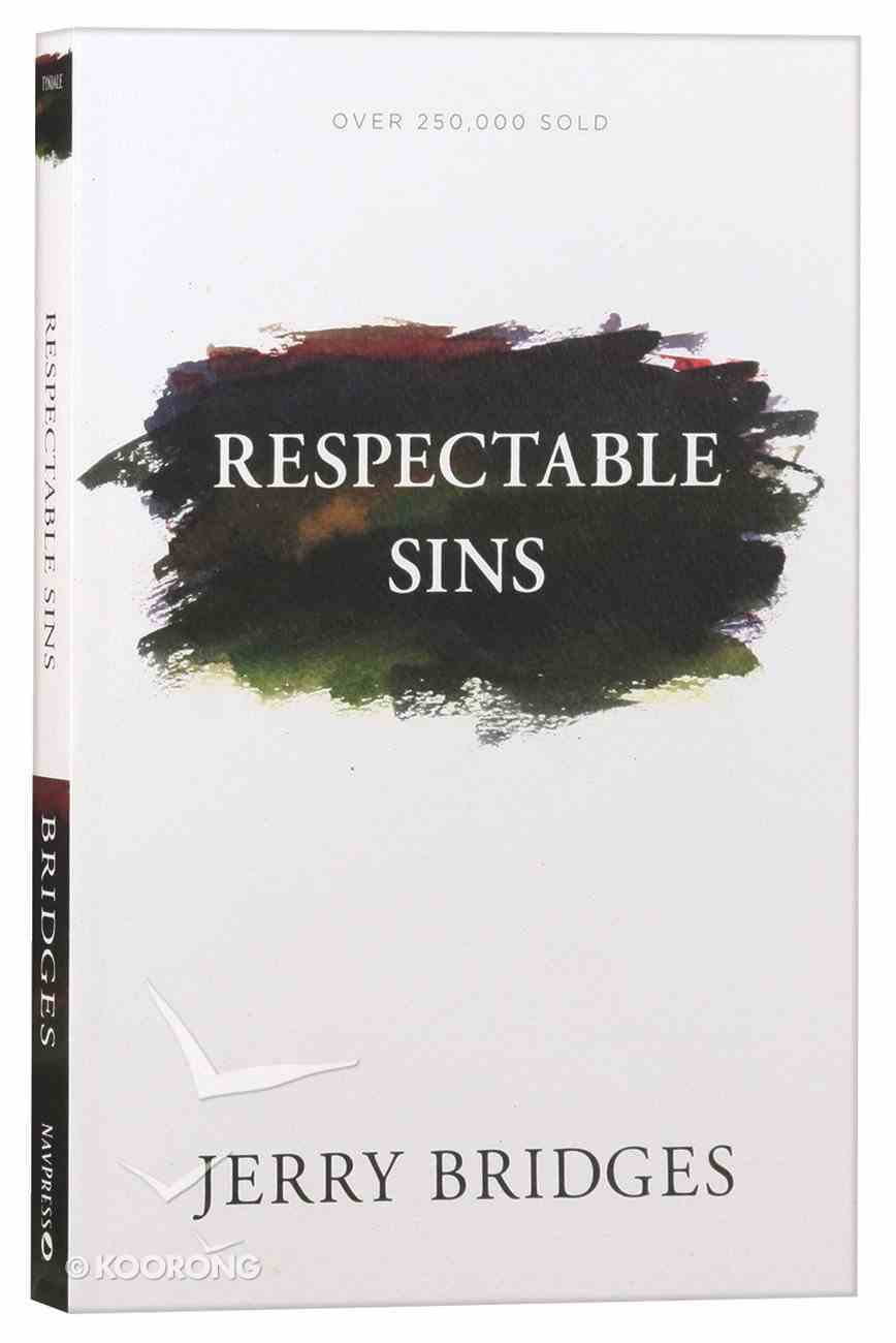 Respectable Sins (With Discussion Guide) Paperback