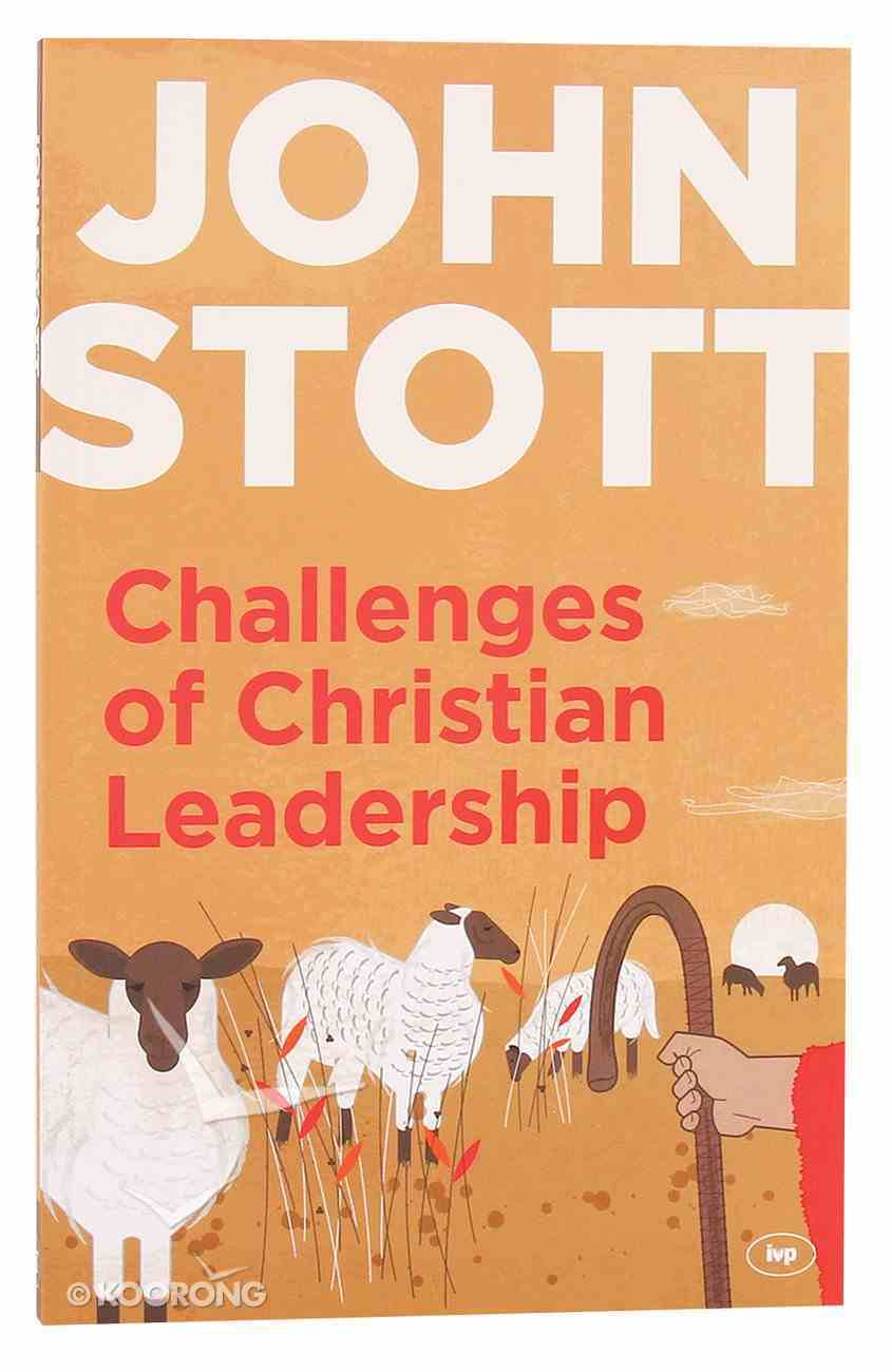 Challenges of Christian Leadership Paperback