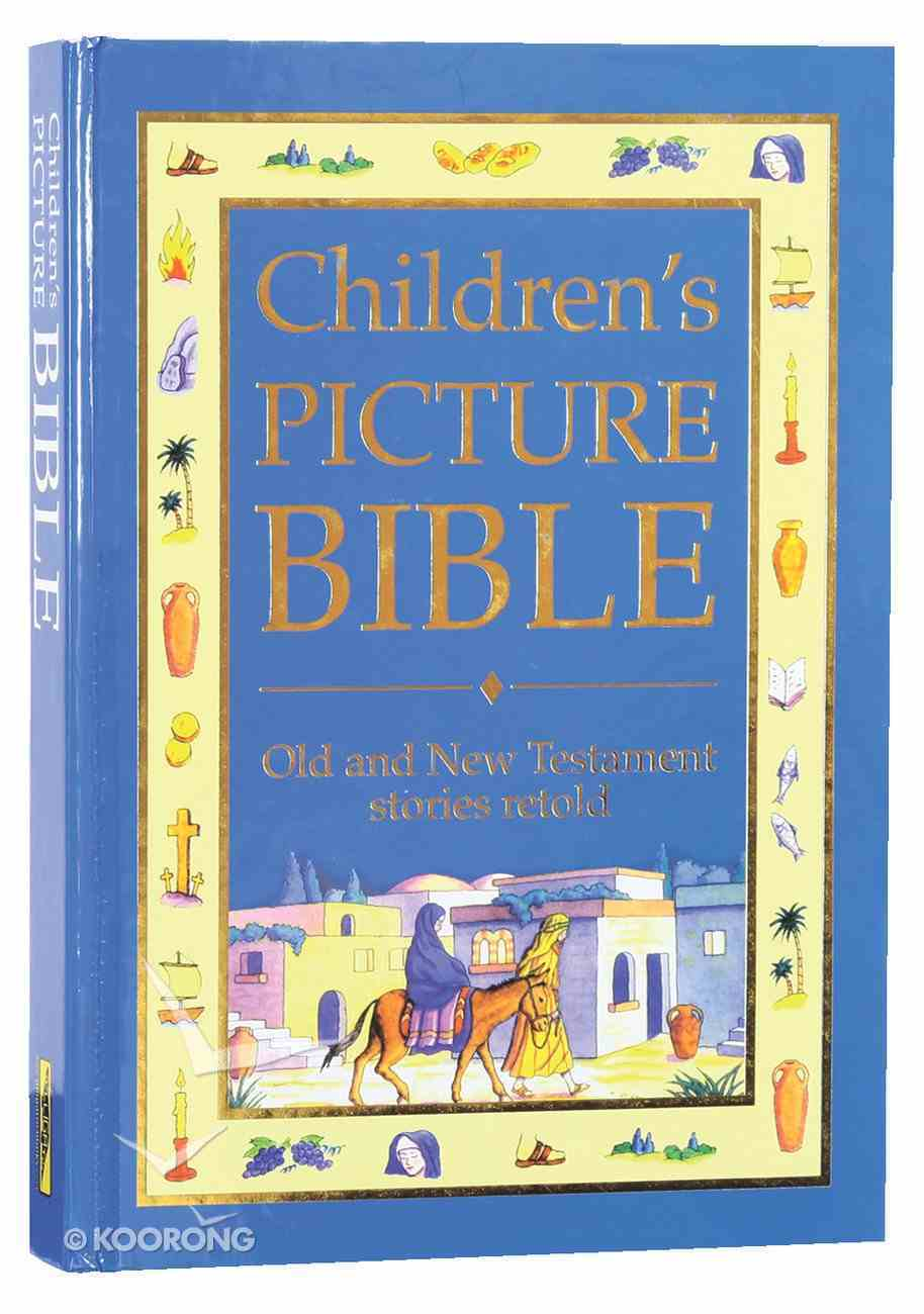 Children's Picture Bible Hardback