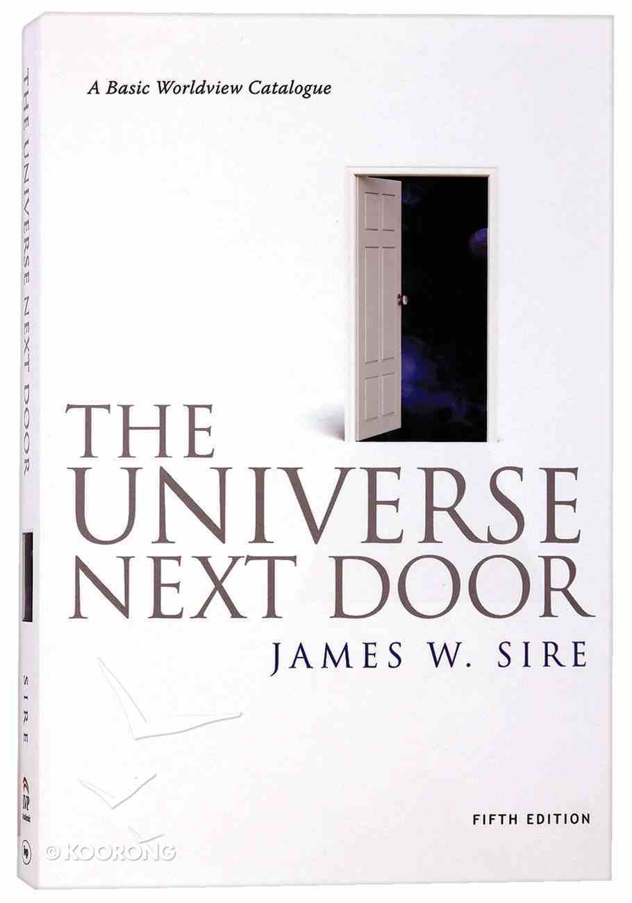 The Universe Next Door (5th Edition) PB Large Format