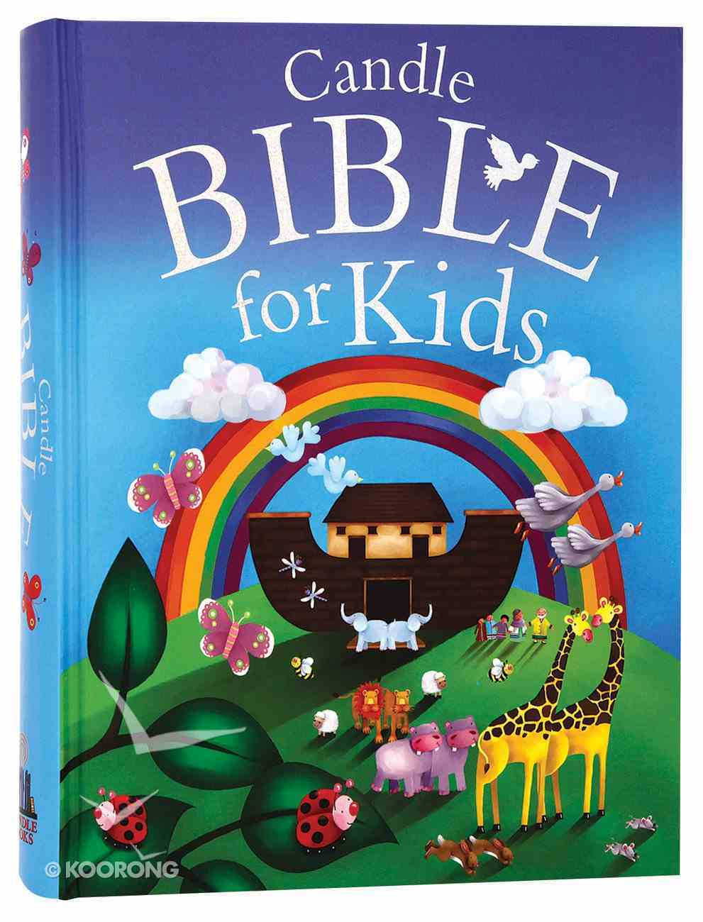 Candle Bible For Kids Hardback