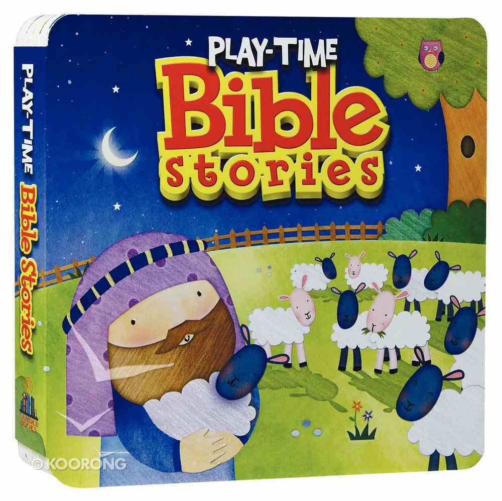 Bible Stories (Play-time Series) Board Book