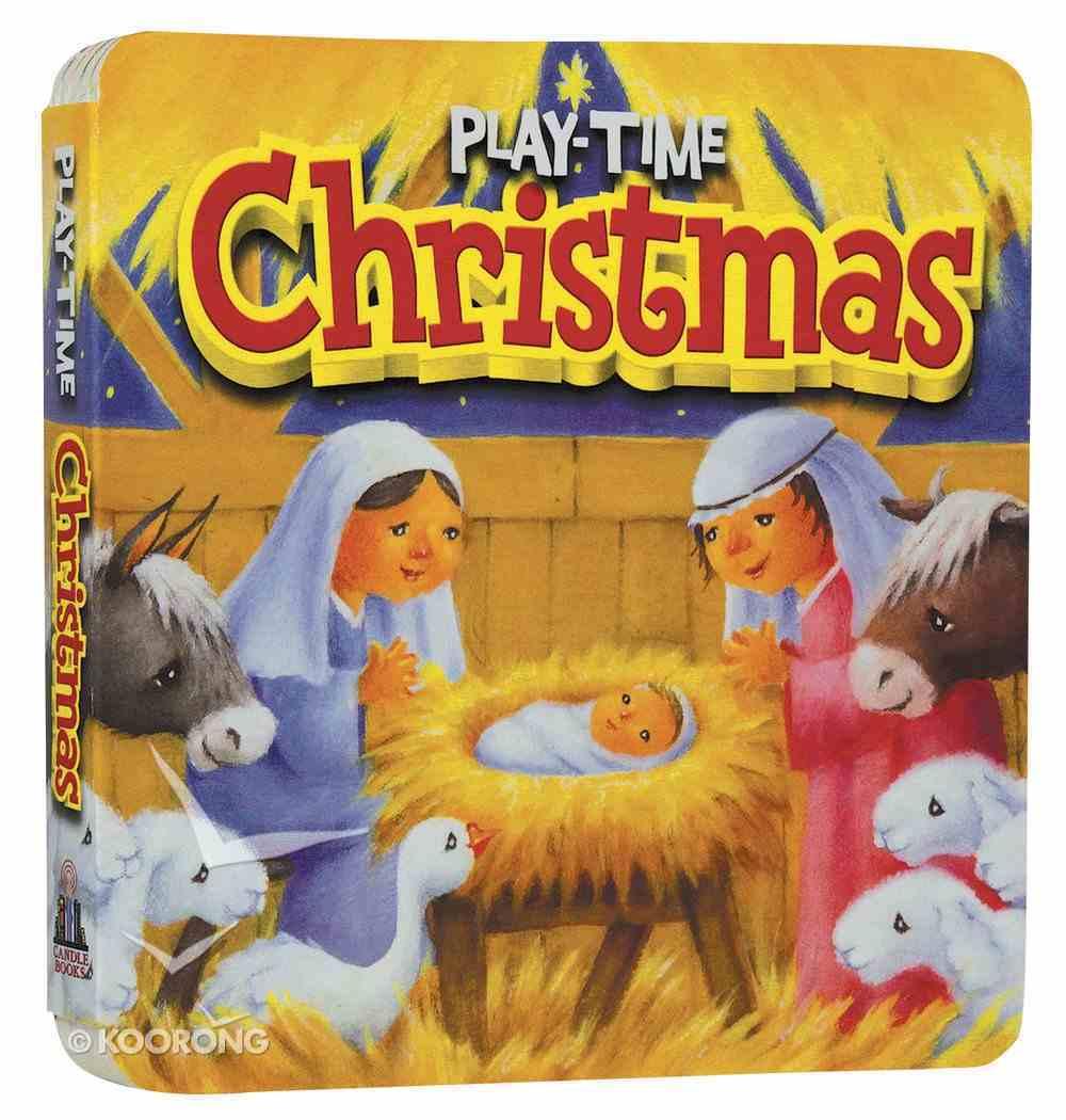Play-Time Christmas Board Book