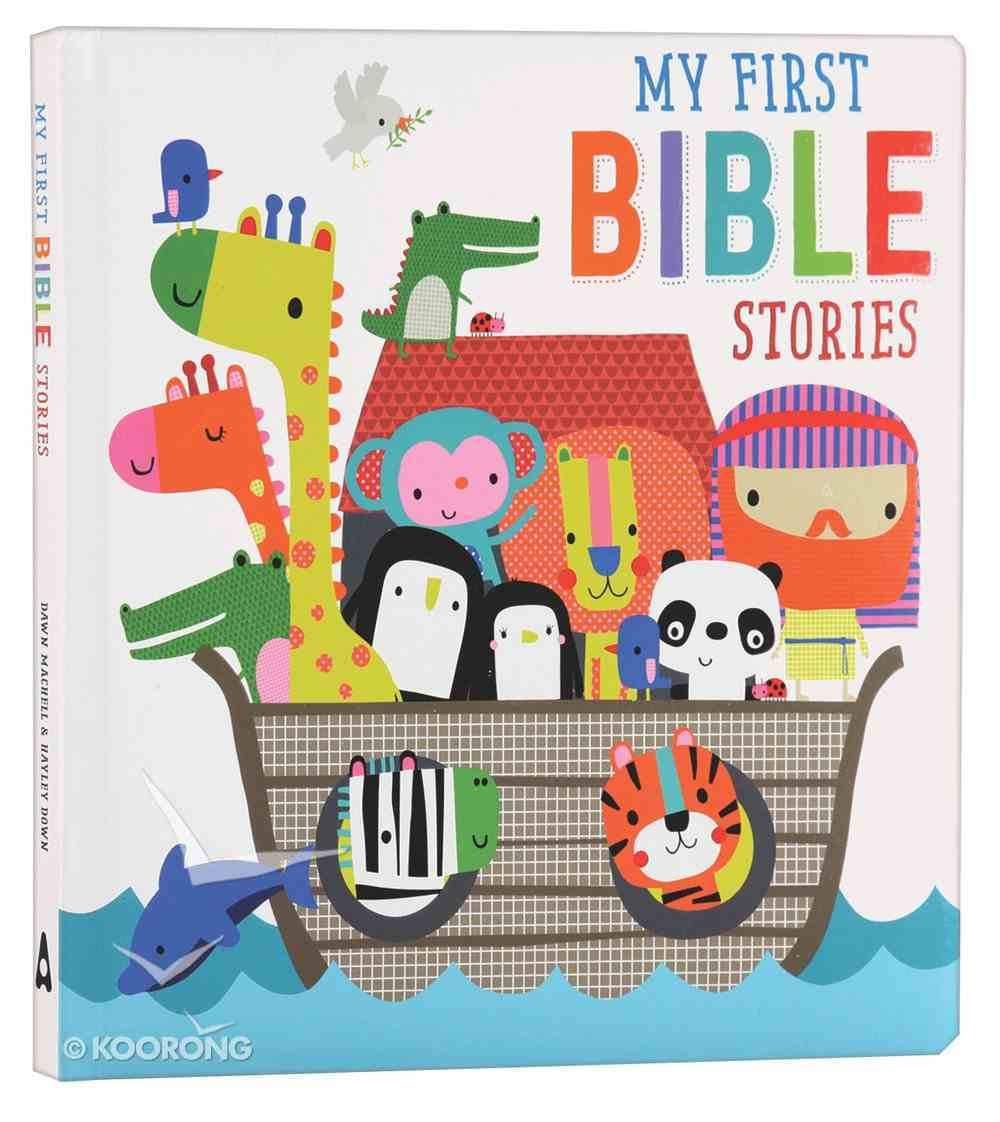 My First Bible Stories Padded Board Book