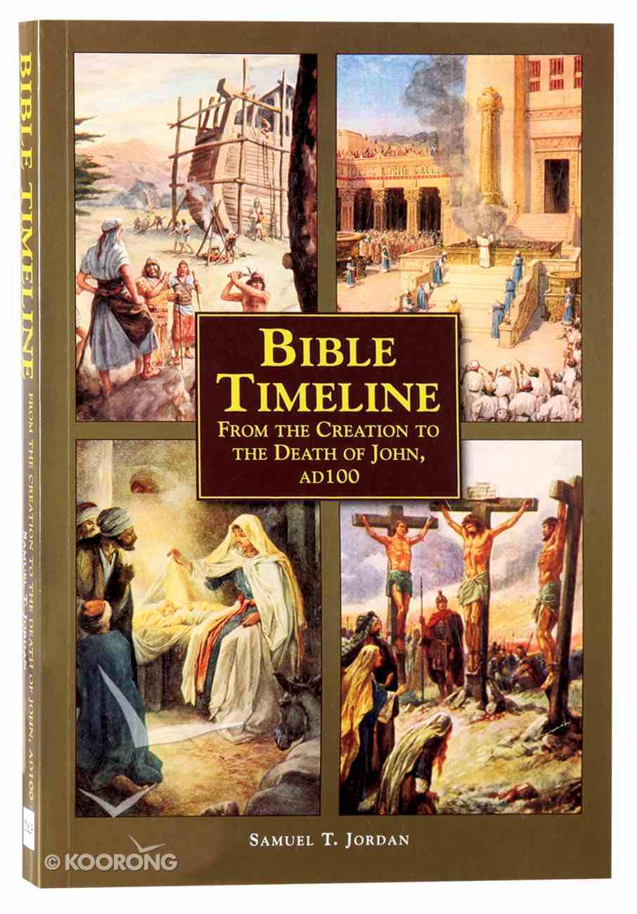 Compact Timeline of the Bible Paperback