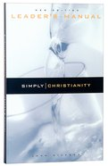 Simply Christianity (Leader's Guide) Paperback
