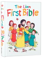 The Lion First Bible Hardback