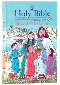 Product: Icb International Children's Bible New Testament Image