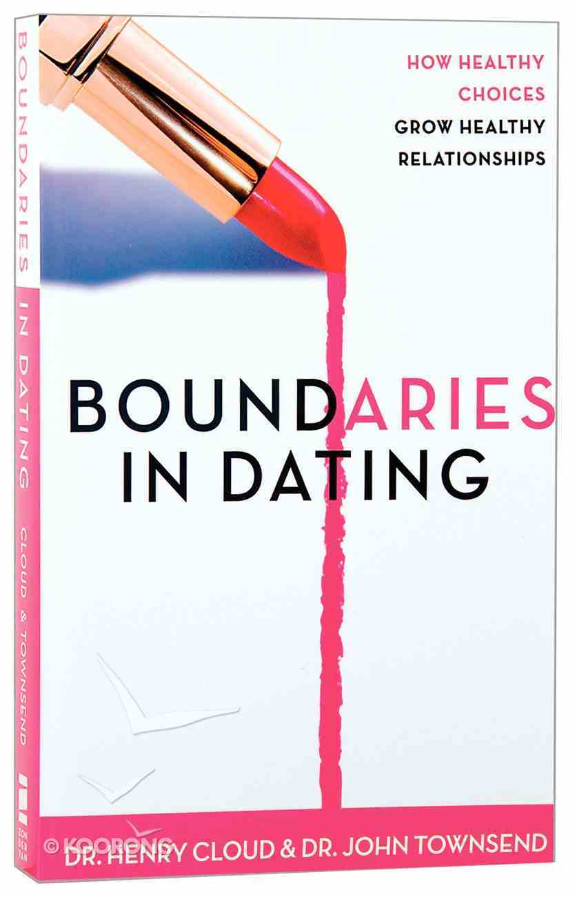 Boundaries in Dating Paperback