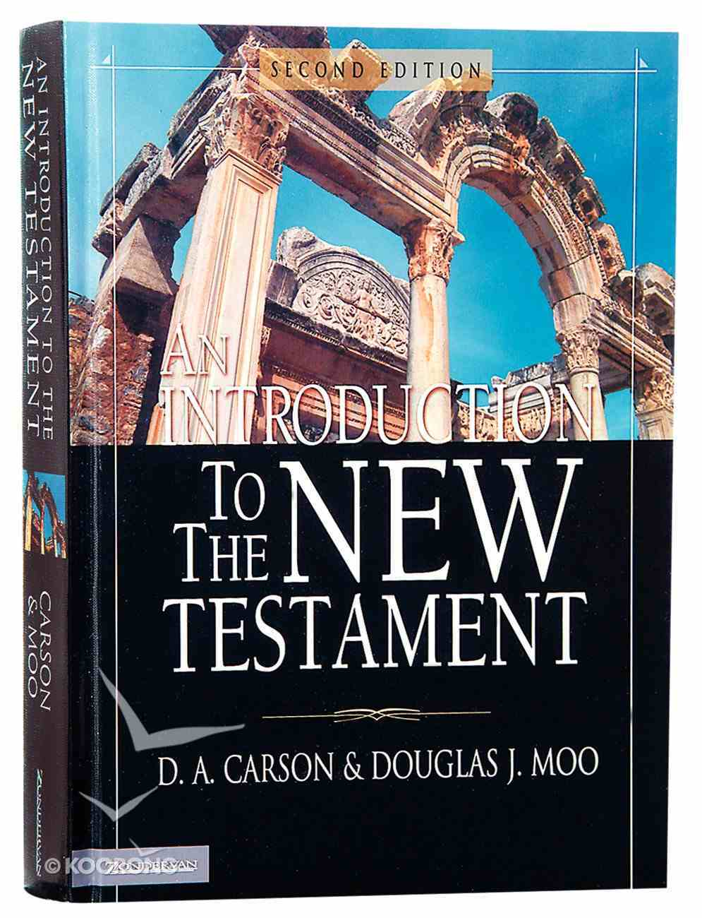 An Introduction to the New Testament (2nd Edition) Hardback