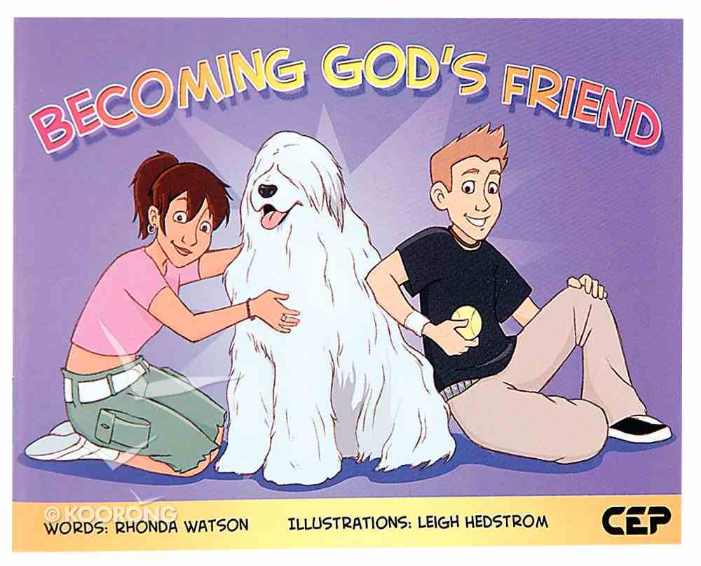 Becoming God's Friend Booklet