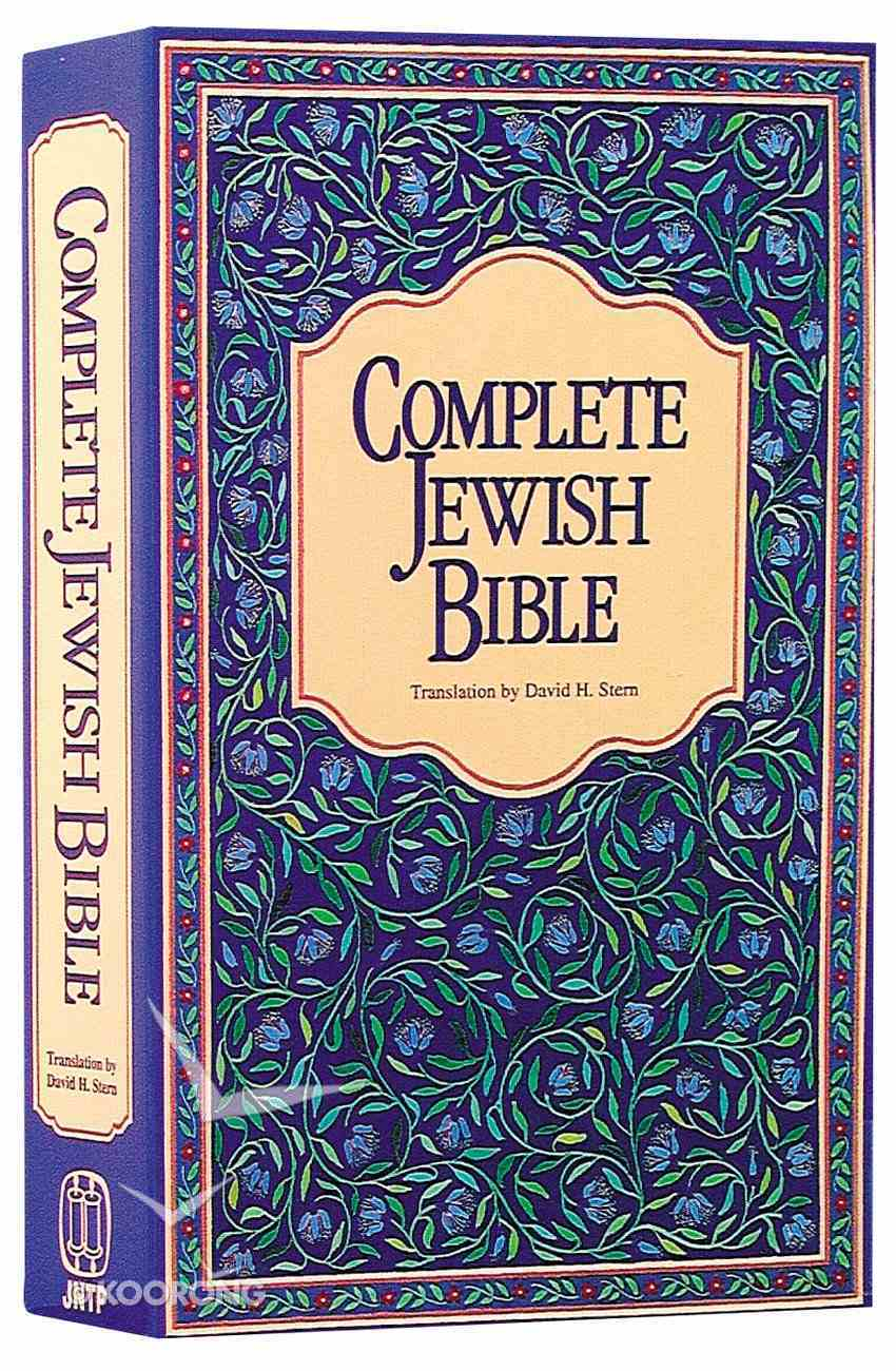 Complete Jewish Bible Hardback