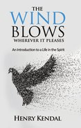Wind Blows Wherever It Pleases, The (Ebook) image