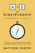 A-z Of Discipleship (Ebook) image