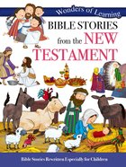 Wonders Of Learning: Bible Stories From The New Testament image