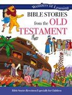 Wonders Of Learning: Bible Stories From The Old Testament image