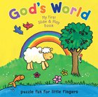 My First Slide And Play: God's World image