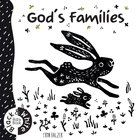 God's Families: Black And White Baby Book image