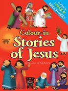 Colour-in Stories Of Jesus image